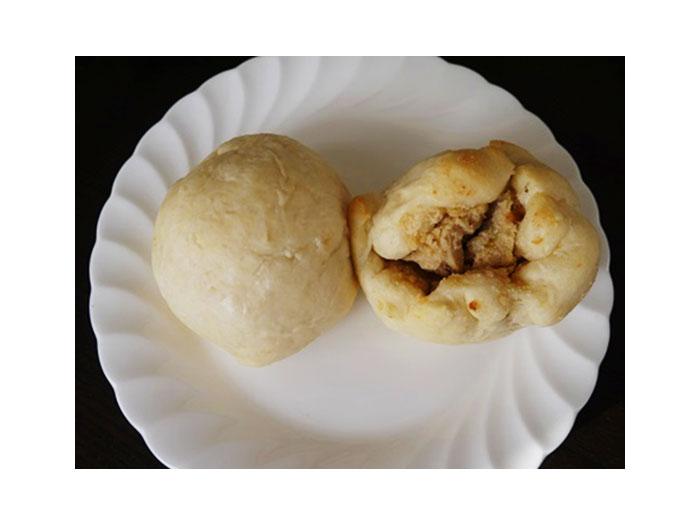 くまがねっと情報局 今日のレシピ おからのおかずパン