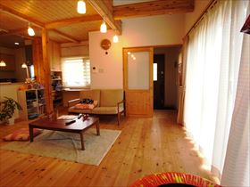 森の家 パッシブハウス 自然素材 木の家