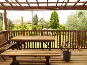 森の家 自然素材 無垢材 無垢フローリング ウッドデッキ