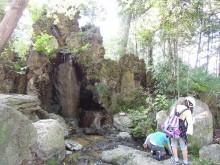 12 軍茶利の滝